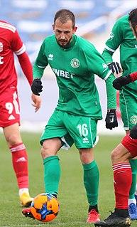 Petar Genchev Bulgarian footballer