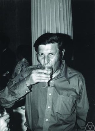 Peter Hilton - Peter Hilton in Nice in 1970
