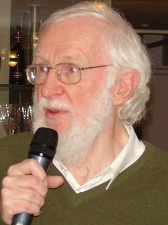Peter Naur - Naur in 2008
