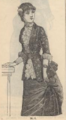 Peterson's Ladies National Magazine, June 1883 - women's fashion 02.png