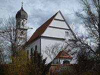 Pfarrkirche St. Johannes der Täufer Adelsried 02.JPG