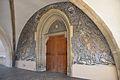 """Pfarrkirche hl. Stephanus 06, Eggenburg - """"Verklärung"""" by Ernst Degasperi.jpg"""