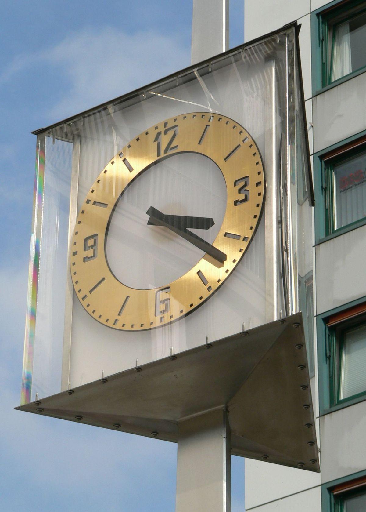 Goldschmiedeschule mit Uhrmacherschule Pforzheim – Wikipedia