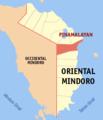 Ph locator oriental mindoro pinamalayan.png