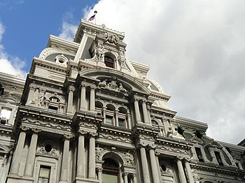 Philadelphia City Hall, Philadelphia, Pennsylv...