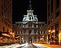 Philadelphia City Hall at night.jpg