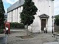 Phone box by St Augustine, Watling Street - geograph.org.uk - 922114.jpg