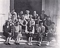 Photograph of the Chapel Staff from the 1951 Tomokan.jpg