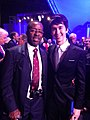 Pianist Charlie Albright and Actor Courtney Vance at Harvard University.jpg