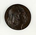 Pierre-Jean David d'Angers - Théophile Gautier (1811-1872) - Walters 54854.jpg