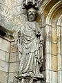Pierrefonds (60), église St-Sulpice, saint Pierre 2.jpg