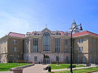 Pike County, Kentucky - Image: Pike county courthouse
