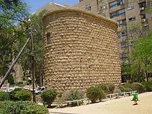 PikiWiki Israel 13210 The water tower of the Turkish railway station in.jpg
