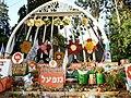 PikiWiki Israel 726 Kibutz Gan-Shmuel z80- 177 גן-שמואל-מלאה הבמה ביכורים 2008.JPG