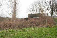 ROF Pillbox at Blakemore Hill.