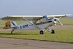 Piper PA18-150 Super Cub 'G-BIMM' (39224995385).jpg