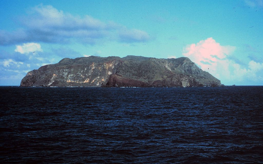 Pitcairn Island NOAA