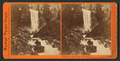 Piwyac, or the Vernal Fall, 300 feet, Yosemite Valley, Mariposa County, Cal, by Watkins, Carleton E., 1829-1916.png