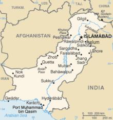 Pakistán es el centro de batalla entre soldados de ese país e insurgentes talibanes.