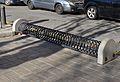 Plaça de Patraix, aparcador de bicicletes.JPG
