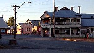 Mount Barker, Western Australia - Plantagenet Hotel. Lowood Road, Mount Barker, WA.