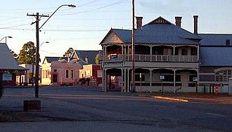 Mount Barker, Western Australia - Plantagenet Hotel, Lowood Road