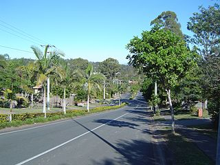 Shailer Park, Queensland Suburb of Redlands, Queensland, Australia