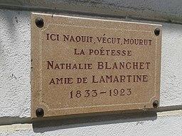 Plaque Pharmacie St Gengoux le Nat