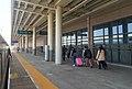 Platform 1 of Zizhongbei Railway Station (20180215150441).jpg