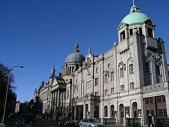 Culture in Aberdeen - His Majesty's Theatre