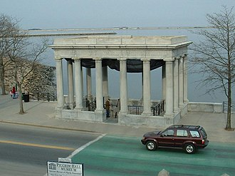 Folklore of the United States - Plymouth Rock Monument designed for the Tercentenary (1920)