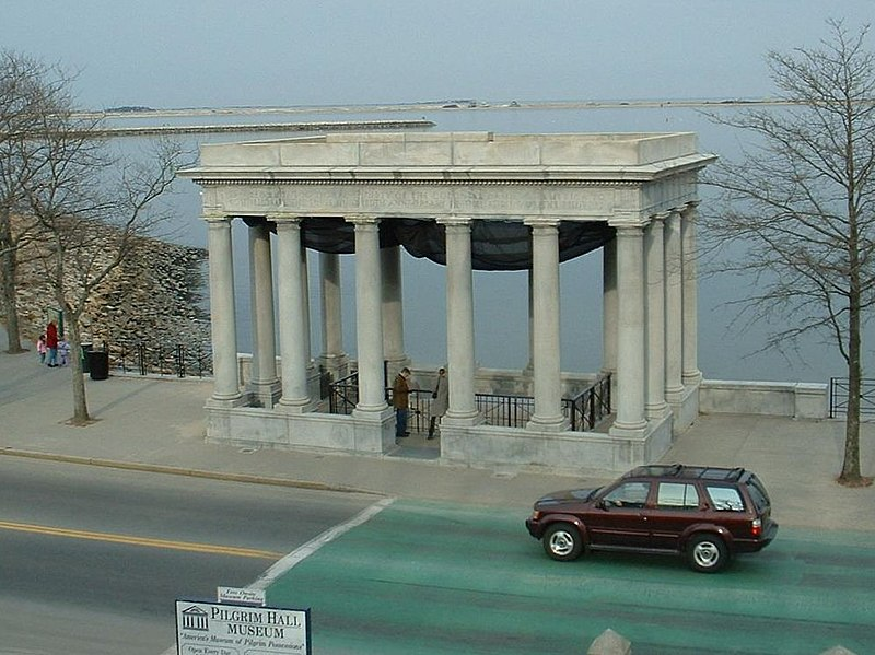 Bestand:Plymouth Rock Monument cropped.JPG