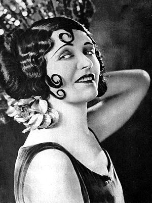 Pola Negri - Negri in 1923