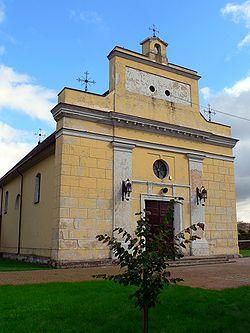 Poland Dolistowo church.jpg