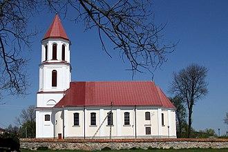 Suraż - Image: Poland Suraż