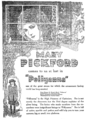 Pollyanna 1920 advertisement newspaper Fairport NY Herald 1920-03-10.png