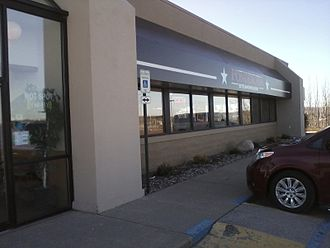 Ponderosa and Bonanza Steakhouses - A Ponderosa Steakhouse in West Branch, Michigan.