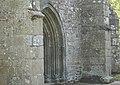 Porte principale de style gothique du XIIIe s.jpg