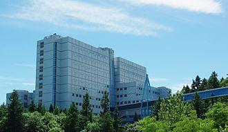 Veterans Affairs Medical Center (Oregon) - Image: Portland Veteran Affairs Hospital Oregon