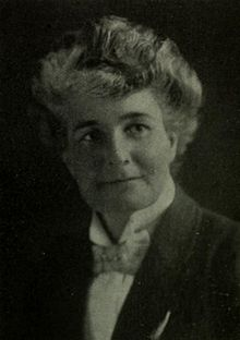 Description de l'image  Portrait of Florence L. Barclay.jpg.