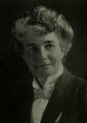 Florence L. Barclay - Image: Portrait of Florence L. Barclay