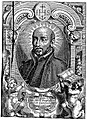 Portrait of Ignatius of Loyola - Exercices spirituels d'Ignace de Loyola, traduction Vatier, 1673, p. 1.jpg