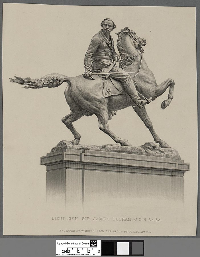 Lieut_Gen Sir James Outram, G.C.B. &c. &c