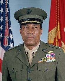 Portrait of U.S. Marine Corps Lieutenant General Frank E. Petersen Jr.jpg