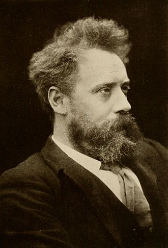 William Ernest Henley - William Ernest Henley.
