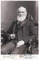 William Thomson, 1. Baron Kelvin -  Bild