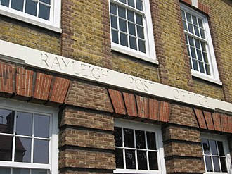 Rayleigh, Essex - Former Post Office in Rayleigh.