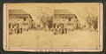 Post Office, St. George St., St. Augustine, Fla, from Robert N. Dennis collection of stereoscopic views.png
