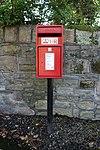 Post box at Ulverscroft, Birkenhead.jpg
