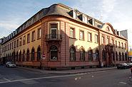 Postamt Hostatostraße Frankfurt-Höchst